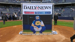 New York Daily News Baseball Target