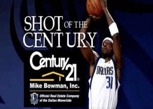 Century 21 Shot of the Century Promotion from SCA Promotions
