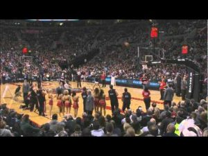 Portland Trailblazers Half Court Shot Winner