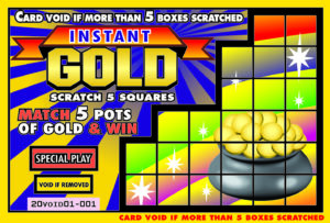 Instant-Gold 5 of 25